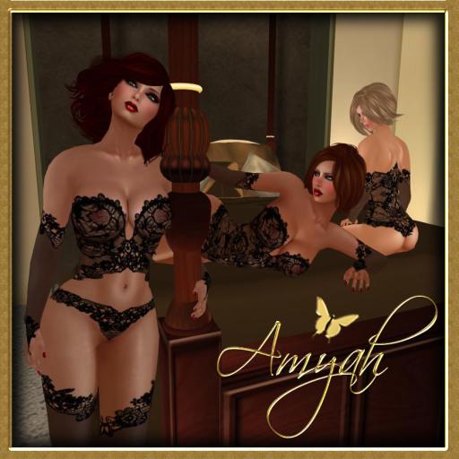 Amyah Ad peek